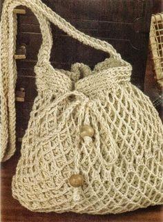 Todo crochet: Patrones de cartera crochet fácil y moderna