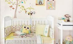 How can you decorate the room of your Baby with... - Baby Bedding - Quora