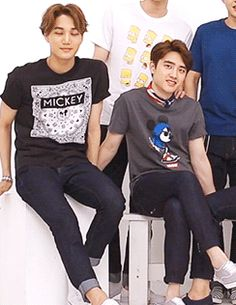 Kaisoo...... Where is your hand Kyungsoo???