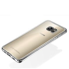 Luxury Ultra Thin Clear Soft Case For Samsung Smart Phones