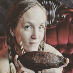 And it all began with this...the first time I met a cacao pod...I fell so deeply in love that I created Lulu's Chocolate and my destiny became clear: Share the best chocolate on the planet with YOU!