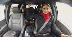 One Of The Worst Driving Distractions On The Road: Your Kids