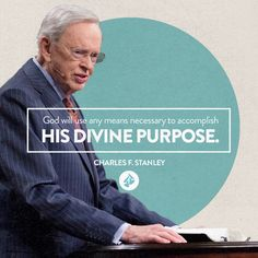 What Bible Does Dr Charles Stanley Use