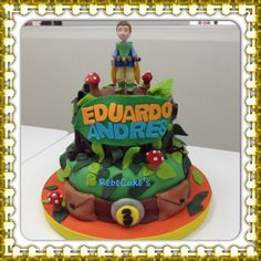 Torta de tree fu tom.