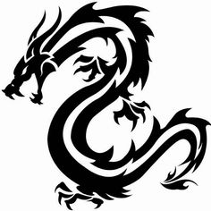dragon tattoo tribal - Buscar con Google