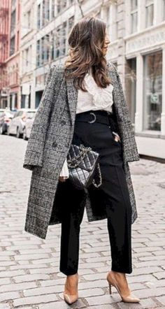 17 winter outfit ideas for the office, Winter Outfits, winter outfit ideas for the office Cute Girl Outfits, Classy Outfits, Pretty Outfits, Stylish Outfits, Beautiful Outfits, Fashion Outfits, Fashion Edgy, Work Fashion, Girly Outfits