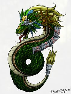 Kukulkan, Navel of the Moon