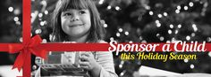 """Every year, SCYAP has """"Angel Trees"""" all over the state where you can choose a child in foster care to sponsor or """"adopt"""" for Christmas."""