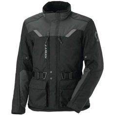 ΜΠΟΥΦΑΝ SCOTT : Μπουφάν Scott Turn TP Black,D-Size για εύσωμους Motorcycle Jacket, The North Face, Textiles, Jackets, Concept, Accessories, Products, Fashion, Blue