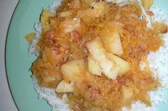Je zet het lekker snel op tafel: Surinaamse zuurkool met rijst en spekjes. Ideaal voor dagen waarop je wel lekker wilt eten, maar toch snel klaar wilt zijn.