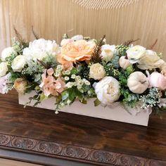 Long Table Centerpieces, Centerpiece Decorations, Flower Centerpieces, Wedding Centerpieces, Wedding Favours, Reception Decorations, Wedding Reception, Floral Wedding, Wedding Flowers