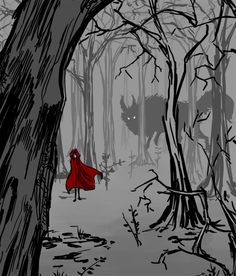 Little Red Riding Hood by Alexis Hernandez