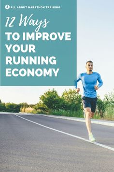 Running Economy: 12 Ways you can improve it! Running Workouts, Running Tips, At Home Workouts, Aerobic Fitness, Fitness Exercises, Half Marathon Training Plan, Running For Beginners, Aerobics Workout, Running Motivation