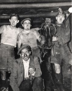 Coal Miners From Gateshead