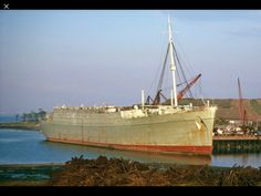 Rms Mauretania, Ship Breaking, Holland America Line, Abandoned Ships, The Breakers, Marines, Sailing Ships, Boats, Ocean