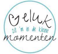 Geluk zit 'm in de kleine momenten http://www.gelukmomemten.nl
