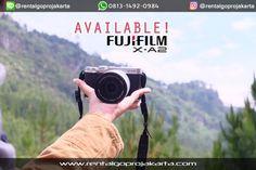 Jadikan dokumentasimu menjadi lebih keren dengan Kamera Mirrorless Fujifilm X-A2. Jangan ragu lagi sama hasilnya yang udah banyak direkomendasikan oleh banyak orang. Yuk langsung di booking Fujifilmnya. Sudah Termasuk - Kamera Fujifilm X-A2- Lensa Kit 16-50 mm dan Penutup Lensa- Filter UV- Strap Fujifilm- Baterai- Charger- Memory 16GB- Tas Harga-150 ribu/hari Syarat dan Ketentuan: -…