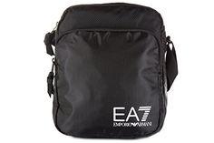 Emporio Armani EA7 borsa uomo a tracolla borsello in nylon originale train  prime  borse borse df3dafa7b83
