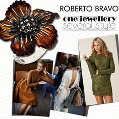 Roberto Bravo; bir mücevher ile birçok stili tamamlamak mümkün. -------------------------------------------------- One Jewellery Several Style with Roberto Bravo.  #RobertoBravo #RB #inspiring #jewellery #jewelry #woman #style #fashion #gold #silver #creation #collection #love #details #stylish #girly #amazing #instyle #trendy #beauty #life #lifestyle #combination #outfit #color #black #ring #elegant #streetstyle #diamond
