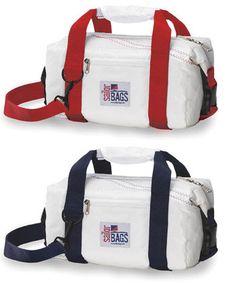 8 PK Soft Sailcloth Cooler Bag