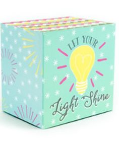Inspirational piggy bank and tithing bank. Let Your Light Shine, Piggy Bank, Let It Be, Inspirational, Money Bank, Inspiration