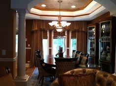 Chestnut traditional-dining-room