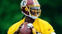 Robert Griffin III has the NFL's top-selling jersey in May