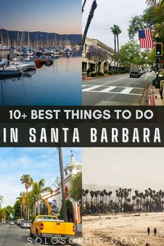 best things to do in Santa Barbara travel guide, California, USA