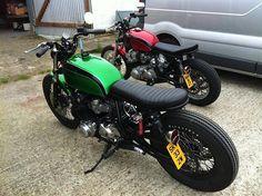 #bratstyle #motos #motorcycles | caferacerpasion.com