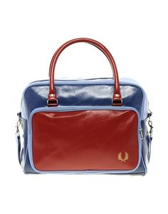 e5bc39c1b2 Fred Perry Classic Holdall at asos.com