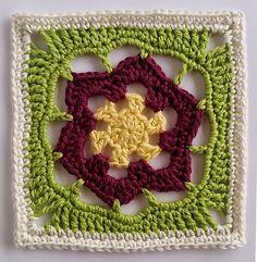 Kukka pattern by Shelley Husband