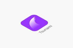 Tsunami App | Yuta Takahashi Tsunami Waves, App Design, Behance, Gallery, Check, Projects, Roof Rack, Application Design
