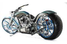 Black Bear Casino Resort Bike – Paul Jr. Designs