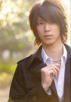 Kyosuke Hamao as Kamijou Hiroki - Junjou Romantica