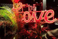 Carlings Awards inner by Lighting Design, Awards, Neon Signs, Light Design