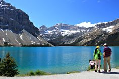 Road Trip on the Icefield Parkway – Banff to Jasper, Alberta via the Icefields Parkway