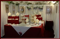 Jewelry Booth Displays | Romancing the Stone's Vermont Jewelry Craft Show Schedule