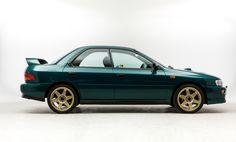 1999 Subaru Impreza Turbo