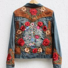 A whole lot of embellished awesomeness in one jacket.