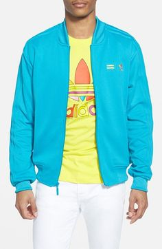 Men's adidas Originals 'Supercolor' Track Jacket