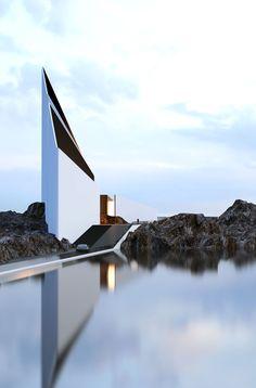 Architectural Concepts by Roman Vlasov