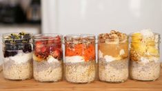I know that breakfast is the most important meal of the day, but making a healthy and filling meal every morning can really be a drag, or a near impossibility, if you're always on the go with school, work or kids. I usually end up grabbing a quick yogurt—which I know is not enough to tie me...