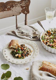 Cook Quinoa With Recipes Vegetable Recipes, Vegetarian Recipes, Healthy Recipes, Savory Salads, Cold Meals, How To Cook Quinoa, Soup And Salad, I Foods, Salad Recipes