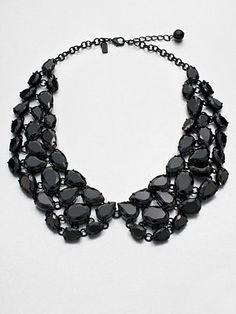 Kate Spade New York - Faceted Collar Necklace  - get on my shirt!