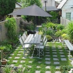 25 Inspiring Outdoor Spaces Before & After - awesome DIY gardens and patios