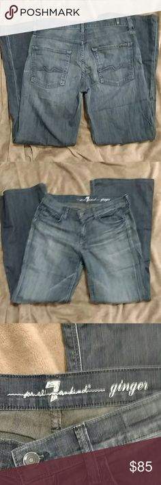 SALE 7 For all mankind jeans size 31 7 For all mankind jeans size 31 great condition 7 For All Mankind Jeans