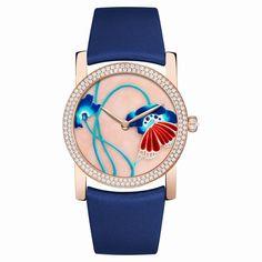 Los relojes más lujosos del verano