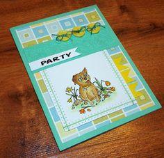 Kika's Designs : Party Invitation