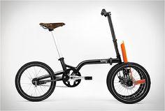 Das Kiffy Folding Tricycle ist sowohl Dreirad als auch Sackkarre | wildcrumbs