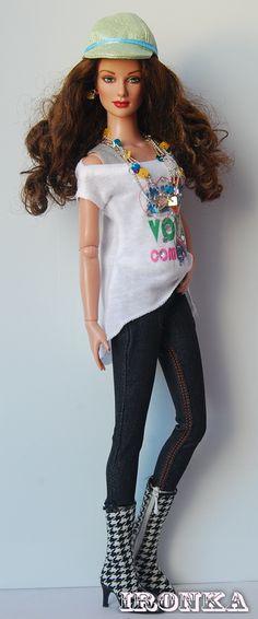 https://flic.kr/p/ggXJtR | Tonner doll | Sale outfit: www.ebay.com/sch/ironka/m.html?item=321219072471&ssPa...